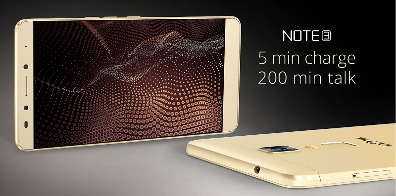 Infinix Note 3 pic