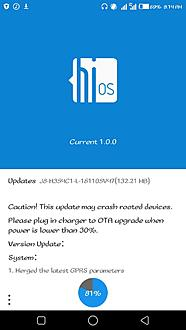 Latest Boom J8 OTA Update Problem Fixed