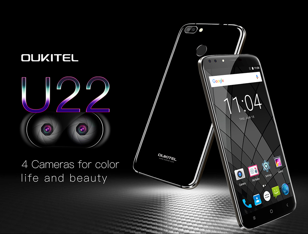 Oukitel U22 Features, Specs And Price