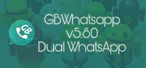 Download GBWhatsApp Latest Version 5.80 For Android 2017