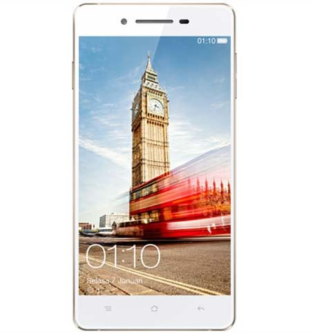 Oppo R1 picture
