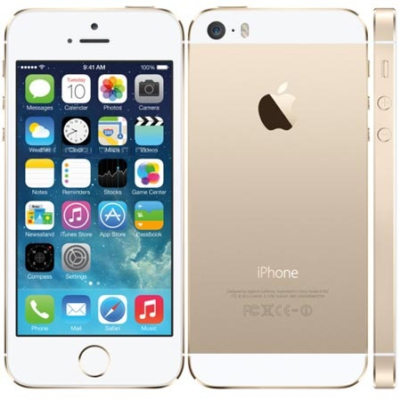 Apple iPhone 5s picture
