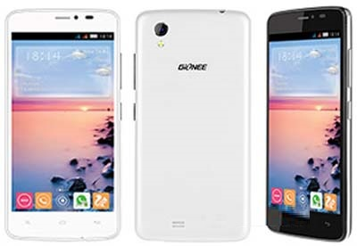 Gionee CTRL V4s picture, specs and price