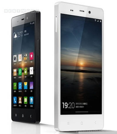 Gionee Elife E5 picture. Specs and Price
