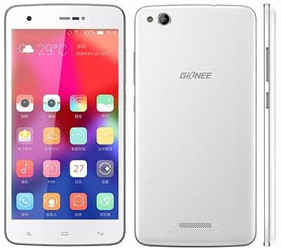 Gionee GN715 specs and price