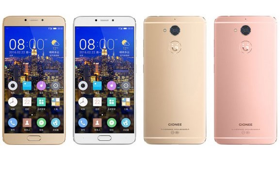 Gionee S6 Pro pictures