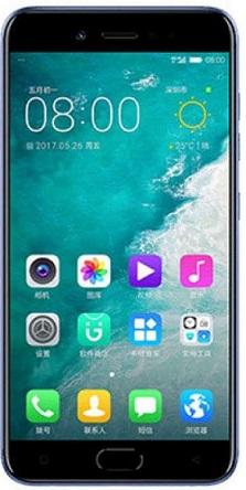 Gionee S10C pictures