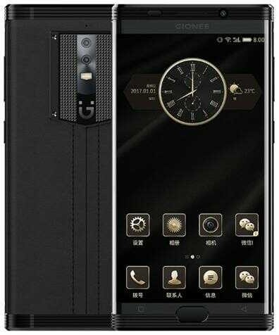 Gionee M2017 picture