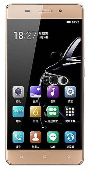 Gionee M5 Lite Pictures