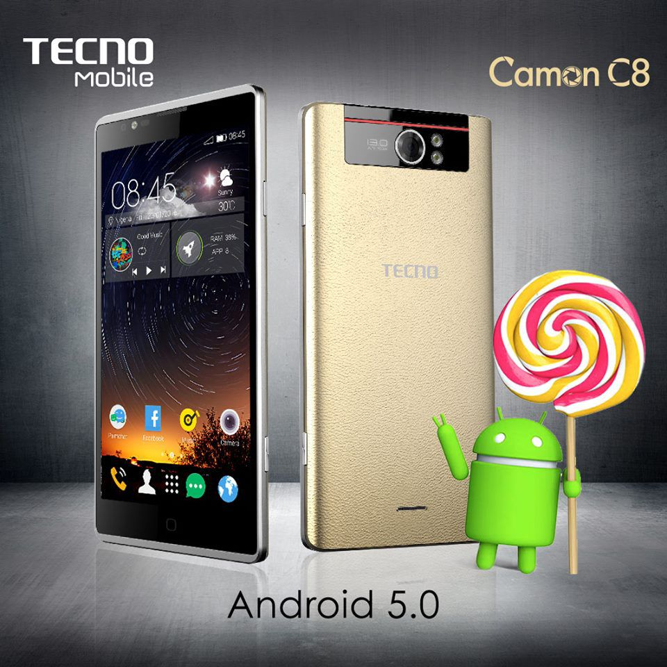 tecno camon c8 specifications and price