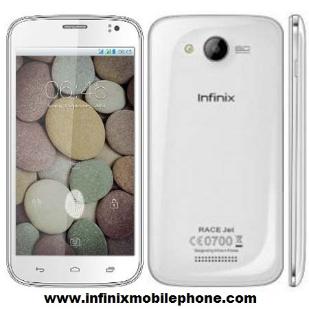 Infinix Race Jet X501 Specs, Review and Price